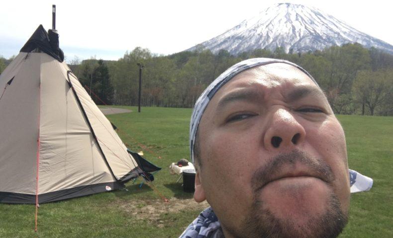 キャンプ王とローベンスチェロキー