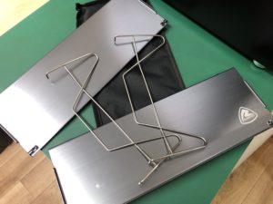 ローベンスクッキングテーブルの組み立て方