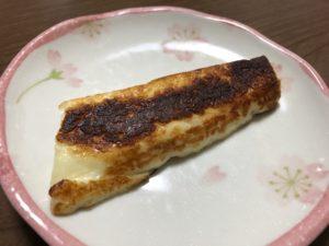 キャンプで食べたいハローミチーズ