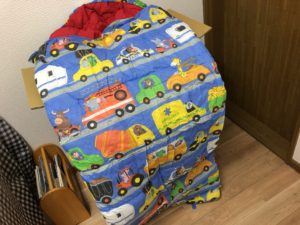 子供用寝袋はKampa